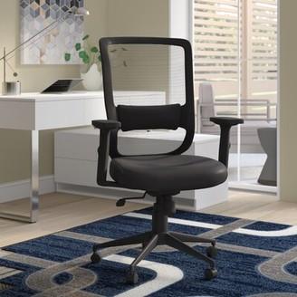 Symple Stuff Brannan Articulate Ergonomic Mesh Task Chair
