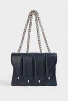 Marco De Vincenzo Large Chain Shoulder Bag