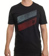 Hurley Icon Slash Push Through Short Sleeve T-Shirt