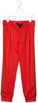 Fendi Kids Classic Tracksuit Trousers