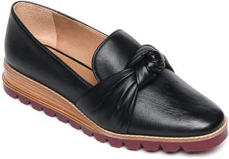 Bernardo Jansen Leather Loafers