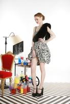 Alice + Olivia Bijou Printed Party Dress