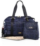 Storksak Sandy Printed Diaper Bag