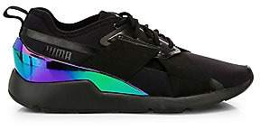 Puma Women's Women's Muse X-2 Iridescent Sneakers
