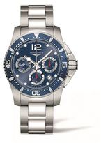 Longines Hydro Conquest Chronograph Watch