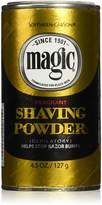 Magic Gold Shaving Powder 133 ml Fragrant by English Manual)