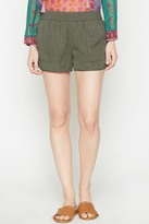 Joie Green Comfy Shorts