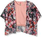 Yumi Girl's Cherry Blossom Clothing Set
