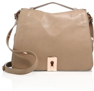 Botkier Medium Leather Crossbody Bag