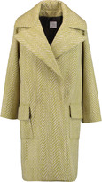 Stella Jean Bouclé coat