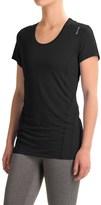 Reebok Dynamic Shirt - Short Sleeve (For Women)