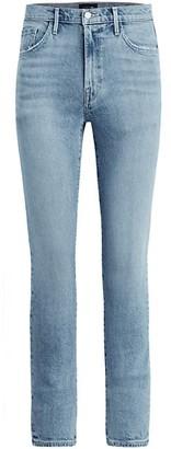 Joe's Jeans Luna High-Rise Slim Straight Ankle Jeans
