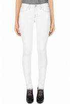 J Brand 620 Mid-Rise Super Skinny Jean In Frostbite