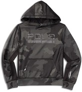 Ralph Lauren Boys' Camo Print Tech Fleece Hoodie - Sizes S-XL