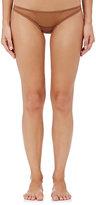 YASMINE ESLAMI Women's Jeanne Tulle Bikini Briefs