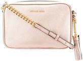 MICHAEL Michael Kors Ginny metallic crossbody bag