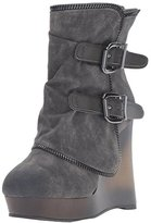 Not Rated Women's Gemini Ankle Bootie