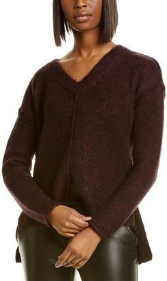 Habitual Emmy Mohair & Wool-Blend Sweater