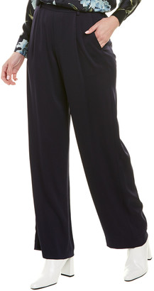 Vince Wide Leg Pull-On Pant