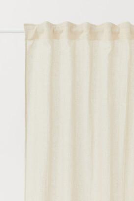 H&M 2-pack Linen-blend Curtains