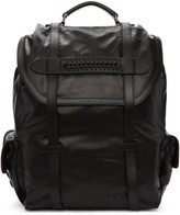 Stella McCartney Black Alter Nappa Backpack