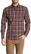 Timberland Long Sleeve Slim Fit Check Shirt