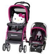 Baby Trend Hello Kitty® Venture Stroller Travel System
