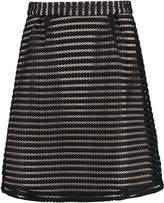 Saint Tropez Aline skirt black