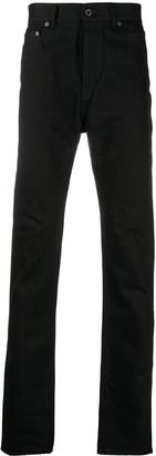 Rick Owens High-Rise Slim Fit Jeans