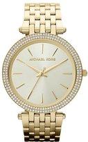 Michael Kors Women's Darci MK3219 Mother-Of-Pearl Stainless-Steel Quartz Watch