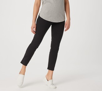 Wicked by Women with Control Petite Ankle Pants with Pockets