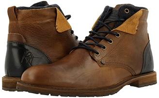 Bullboxer Hudson (Brown) Men's Shoes