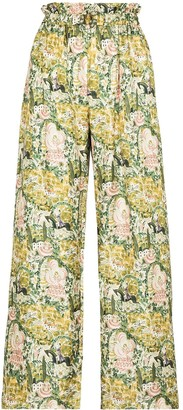Shrimps Libra high-waisted trousers