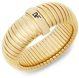 Diane von Furstenberg Large Snake Chain Bangle Bracelet