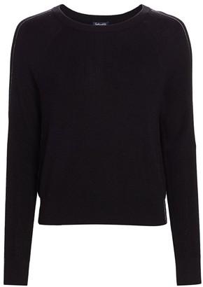 Splendid Warner Raglan-Sleeve Sweater