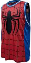 Spiderman Jersey Parks Basketball Jersey