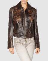 FARRUTX Leather outerwear