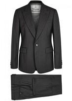 Vivienne Westwood Grey Pinstriped Wool Suit