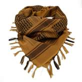 Fashion Story Men Army Military Tactical Arab Tassel Shawl Wrap Keffiyeh Shemagh