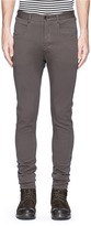 Attachment Mid rise twill pants