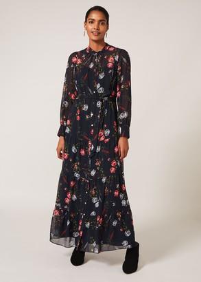 Phase Eight Noeva Floral Maxi Dress