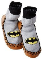 Kids DC ComicsTM Batman Slipper Moccasins