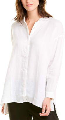 Eileen Fisher Petite Linen Tunic