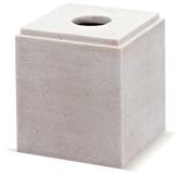 Waterworks Studio Urban Concrete Tissue Box