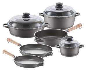 Berndes Tradition Induction 9-pc Cookware Set