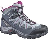 Salomon Women's Authentic Leather GTX Hiking Boots 12