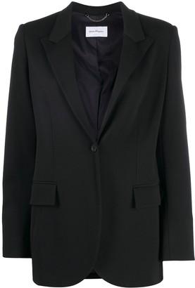 Salvatore Ferragamo Single-Button Blazer