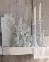 Porcelain Coral Sculpture