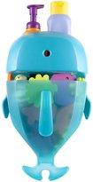 Boon Whale Pod Bath Toy Scoop, Drain & Storage - Blue