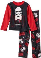 Boys 4-12 Star Wars Stormtrooper Pajama Set